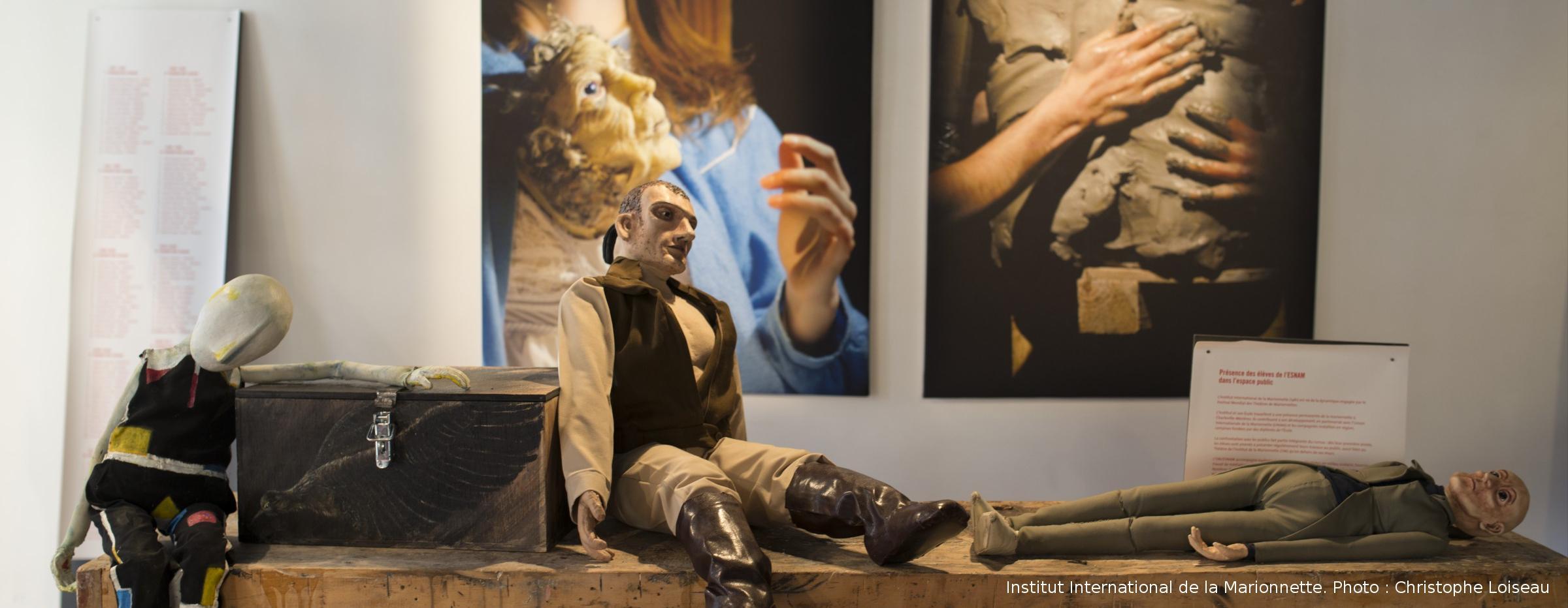 Grâce à PMB, l'Institut International de la Marionnette valorise ses collections