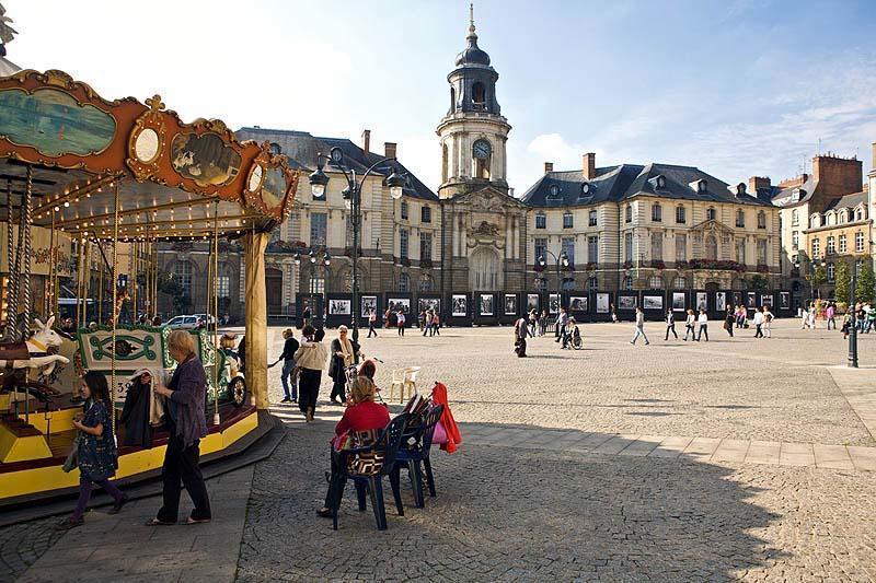PMB Tour à Rennes