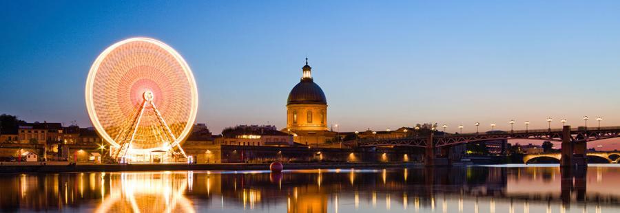 PMB Tour - Toulouse