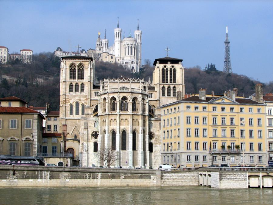 PMB Tour - Lyon