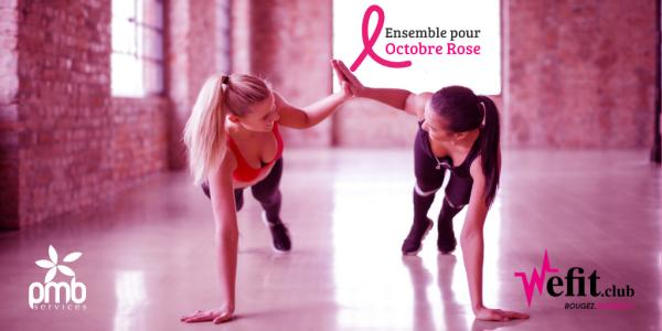 Octobre Rose : PMB Services se mobilise !