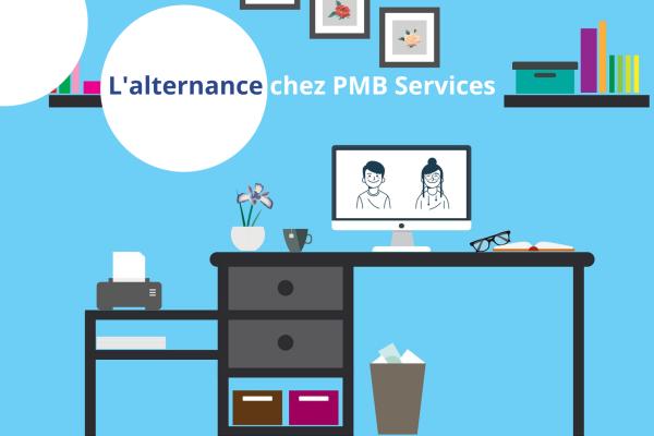 PMB Services accueille deux apprentis dans son équipe