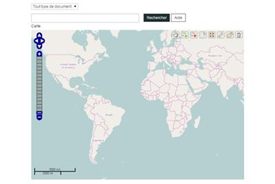 Indexez géographiquement vos documents grâce au géoréférencement