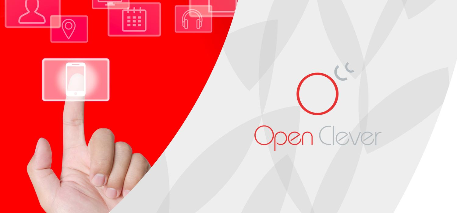 Portail OPEN CLEVER