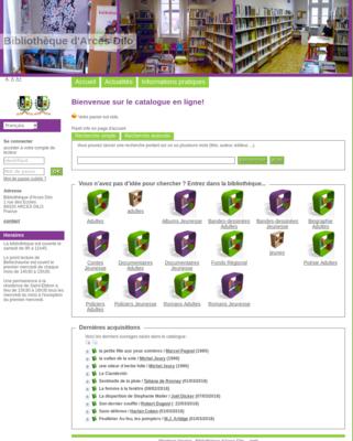 catalogue_en_ligne_Bibliotheque_d_arces_Dilo.png - image/x-png
